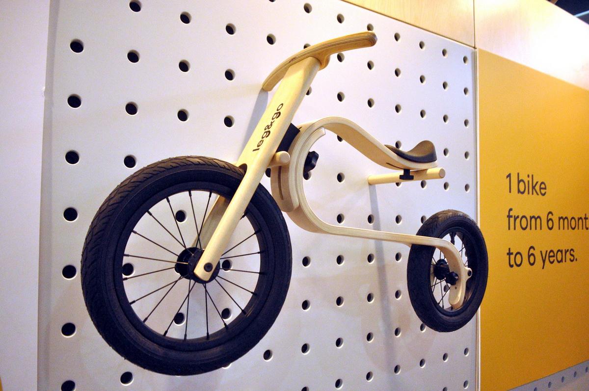 LEGGO - gyerekkel növő bringa Forrás: Paraferee - Mozgásvilág