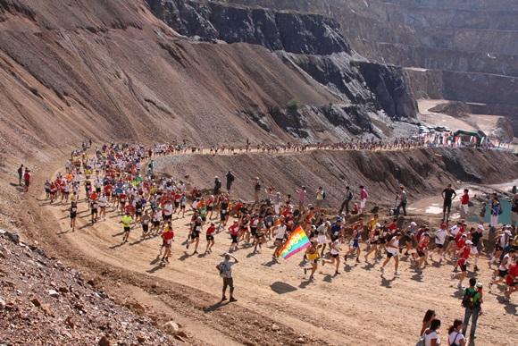 Erzberg hegyi futóverseny