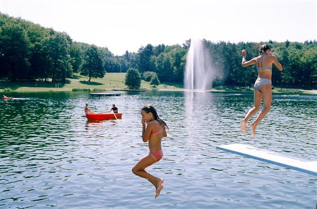 Fürdőtavi élmények egész nyáron Forrás: (c) Sonnenland Mittelburgenland