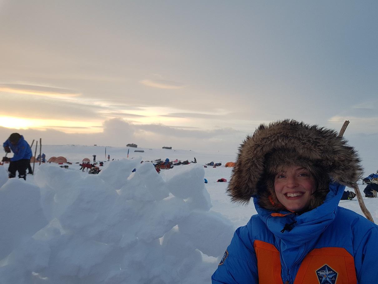 Fjällräven Polar Forrás: Flow PR
