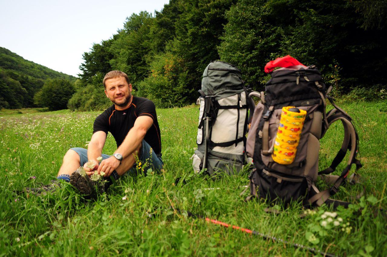 a több napos nomád túrázás terén első bálozók számára érdemes kicsit lelkileg is felkészülni