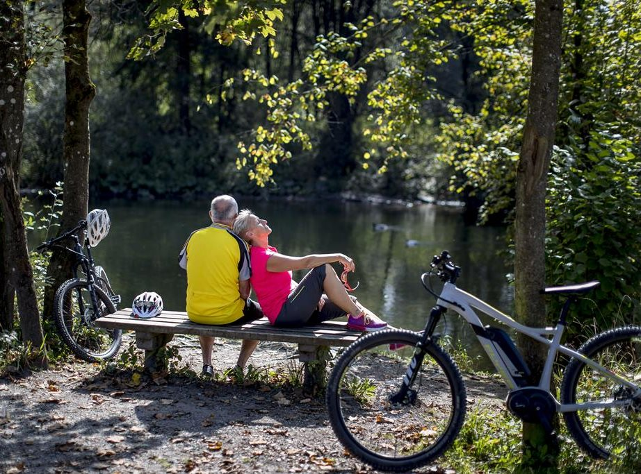 Folyómenti kerékpártúra Forrás: (c) Tomm Lamm