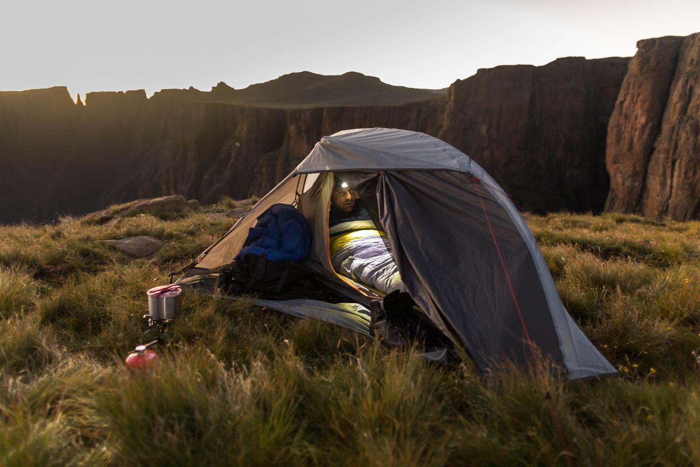 Forclaz sátor Forrás: Decathlon