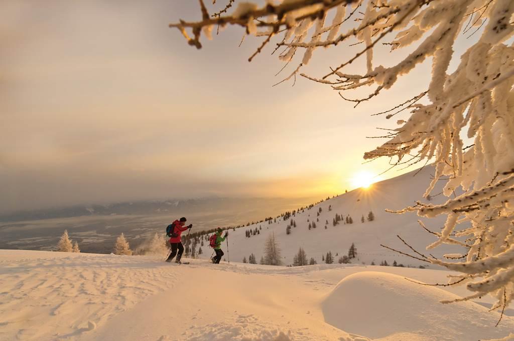 Gerlitzen Alpok. Forrás: ©FranzGerdl_KaerntenWerbung_Gerlitzen03