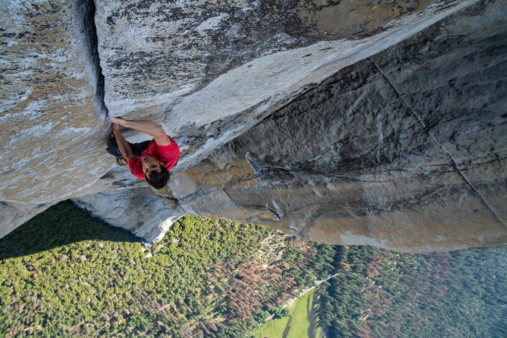 Free Solo Forrás: Fox Networks Group