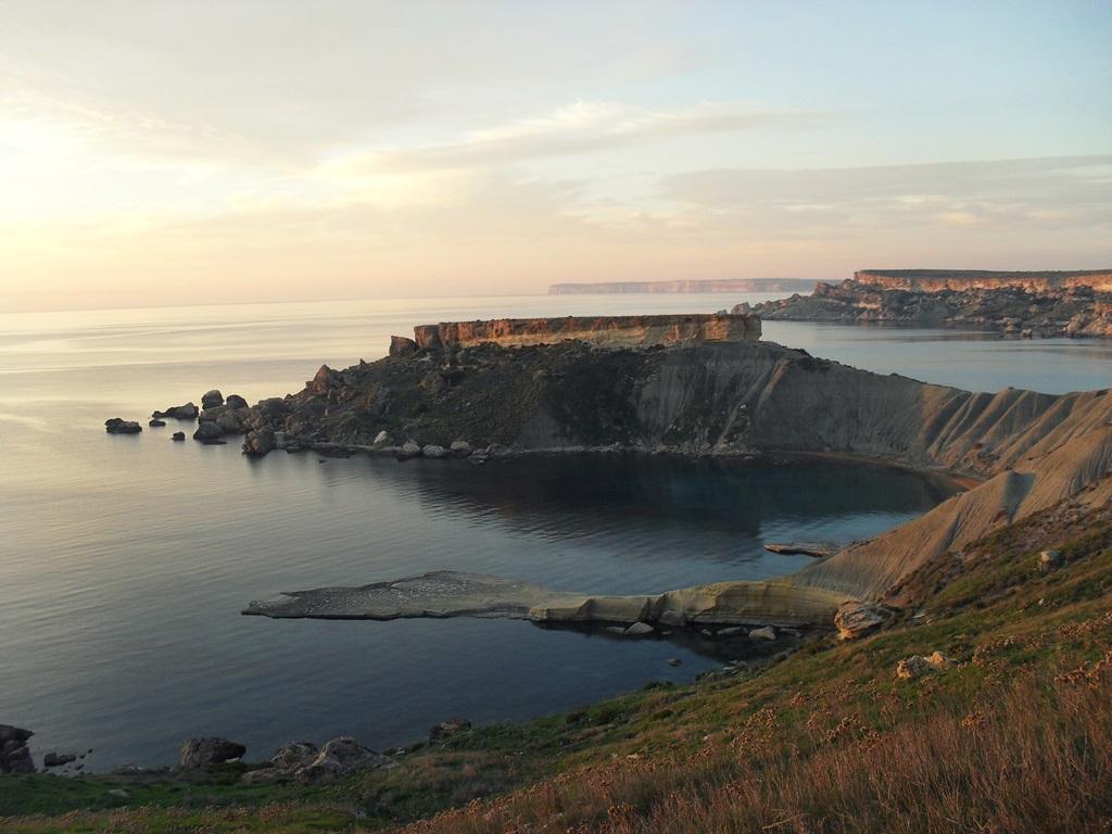 Garrigue sztyeppe Forrás: Máltai Idegenforgalmi Hivatal