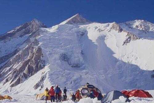 Gasherbrum II Forrás: Wikipédia