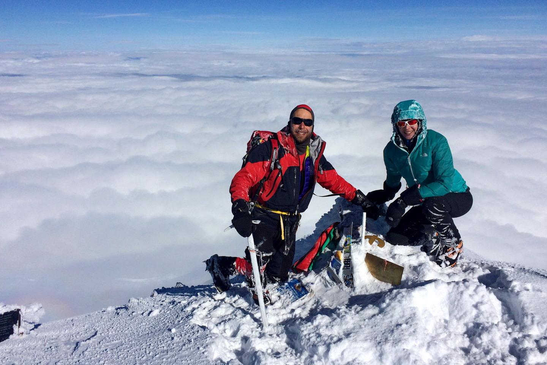 Házas élet (Elbrusz) Forrás: Suhajda Szilárd