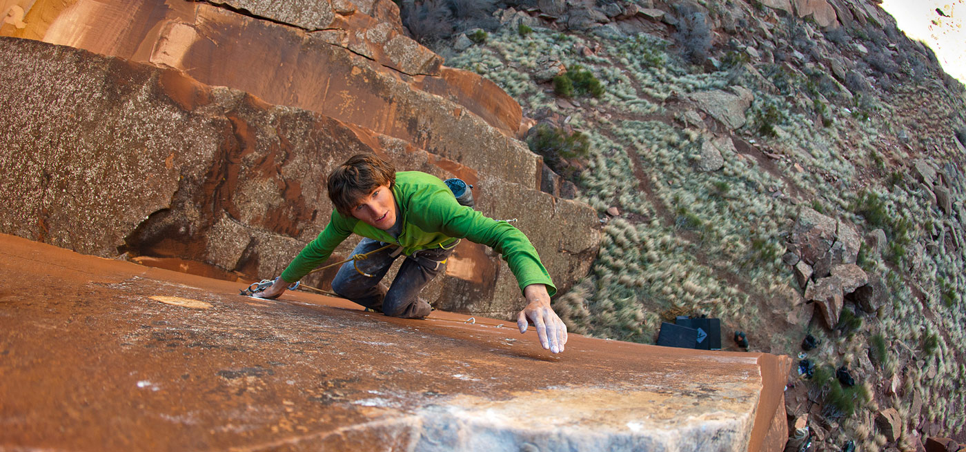 Hayden Kennedy Forrás: Patagonia.com