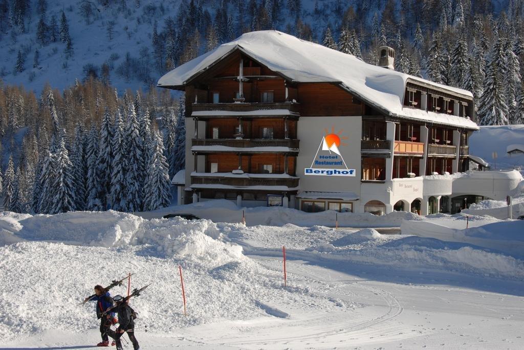 Hotel Berghof Nassfeld Forrás: © Nassfeld.at