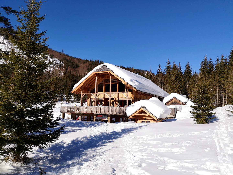 A Kohlröserlhütte Forrás: www.mozgasvilag.hu