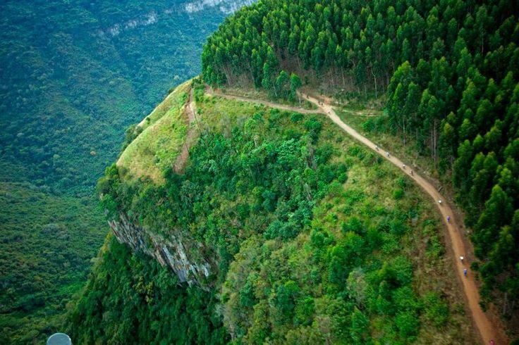 Umkoomas-völgy Forrás: sani2c.co.za