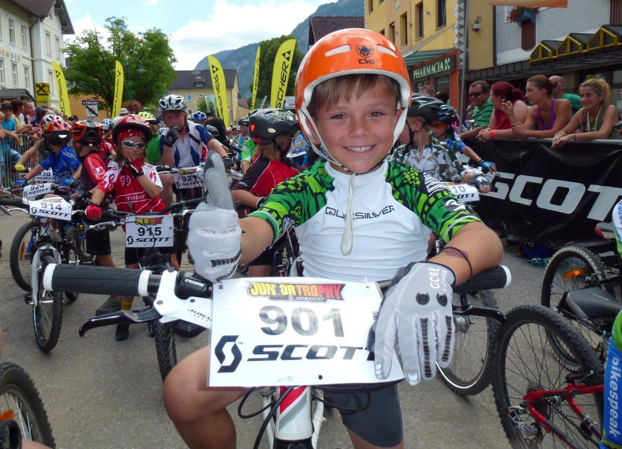 Junior trophy Forrás: Salzkammergut Trophy