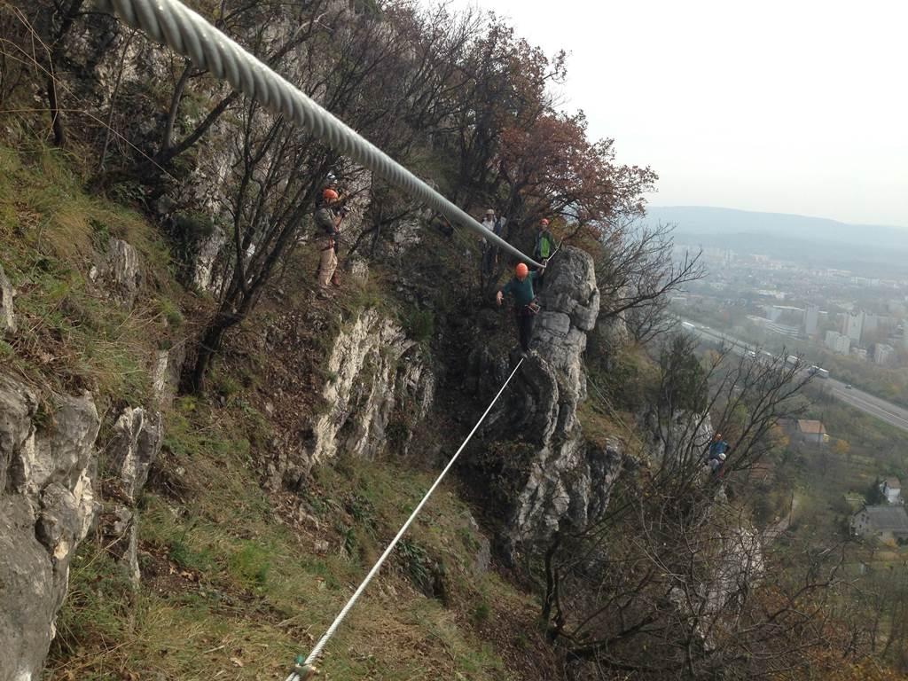 25 méteres kötélhíd Forrás: Mozgásvilág.hu