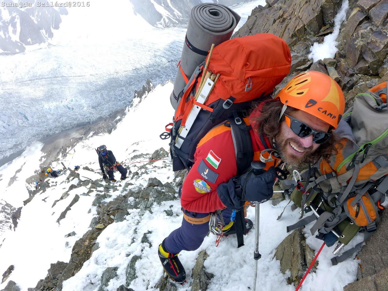 K2 Abruzzi hangulat Forrás: Suhajda Szilárd