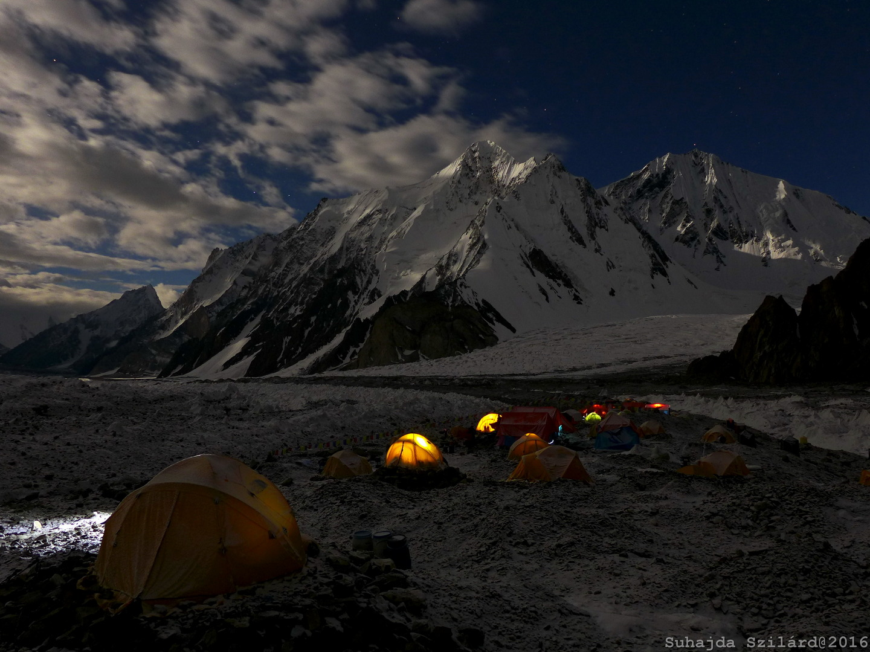 K2 alaptábori csendélet Forrás: Suhajda Szilárd