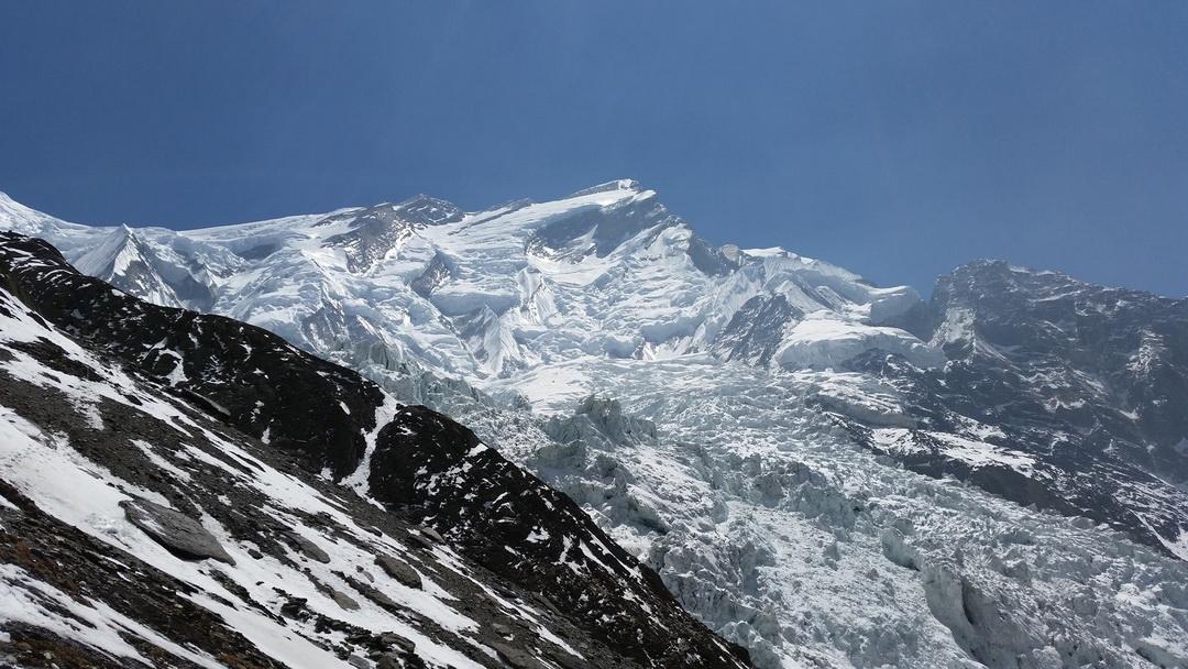 Az Annapurna, 8091 m Forrás: Johnnie Walker Annapurna Expedíció