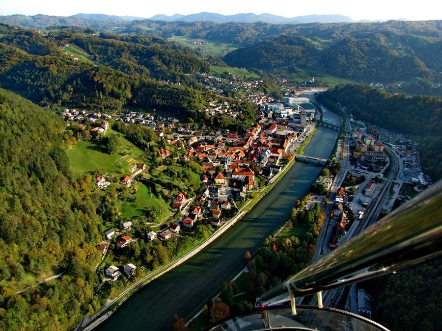 Laško városa