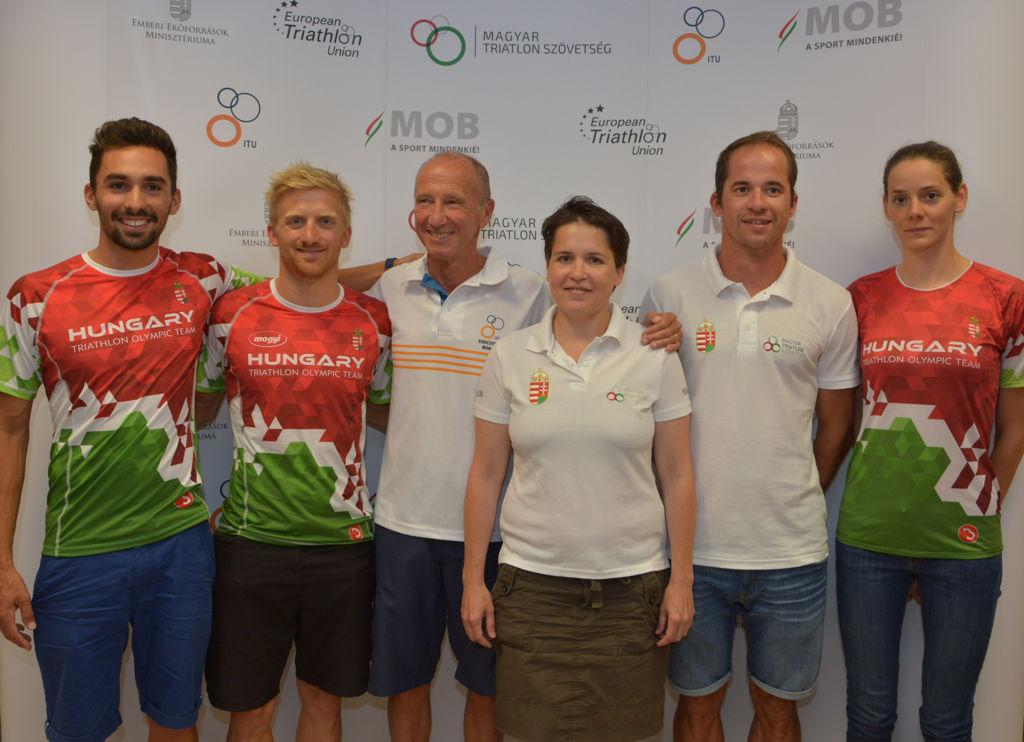 Szintet lépett a magyar triatlon
