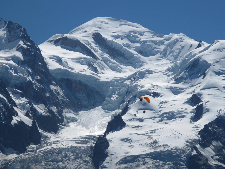 Mont Blanc Forrás: Wikipédia