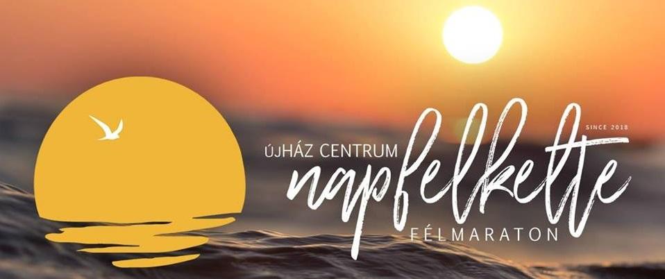 Napfelkelte Félmaraton Forrás: (c) I. újHÁZ Centrum Napfelkelte Félmaraton