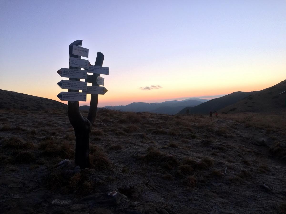 Napfelkelte a Gyömbér-háztól Forrás: Mozgásvilág - Paraferee