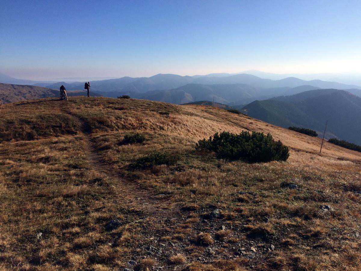 Ismét csodás őszi időben túrázhatunk Forrás: Mozgásvilág - Paraferee