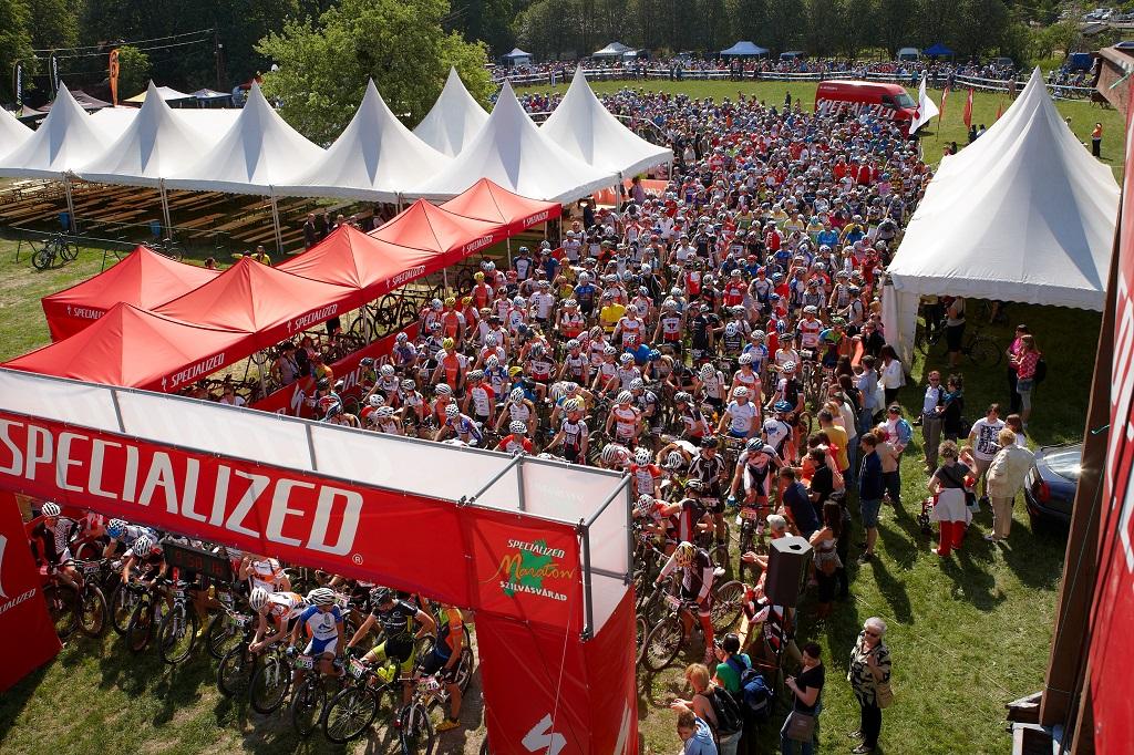 Szilvásvárad Maraton rajt Forrás: Olimpiai Ötpróba