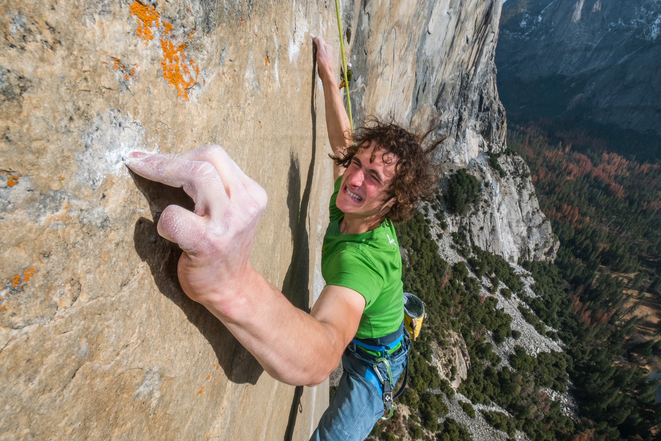 Adam Ondra, Dawn Wall Forrás: Heinz Zak
