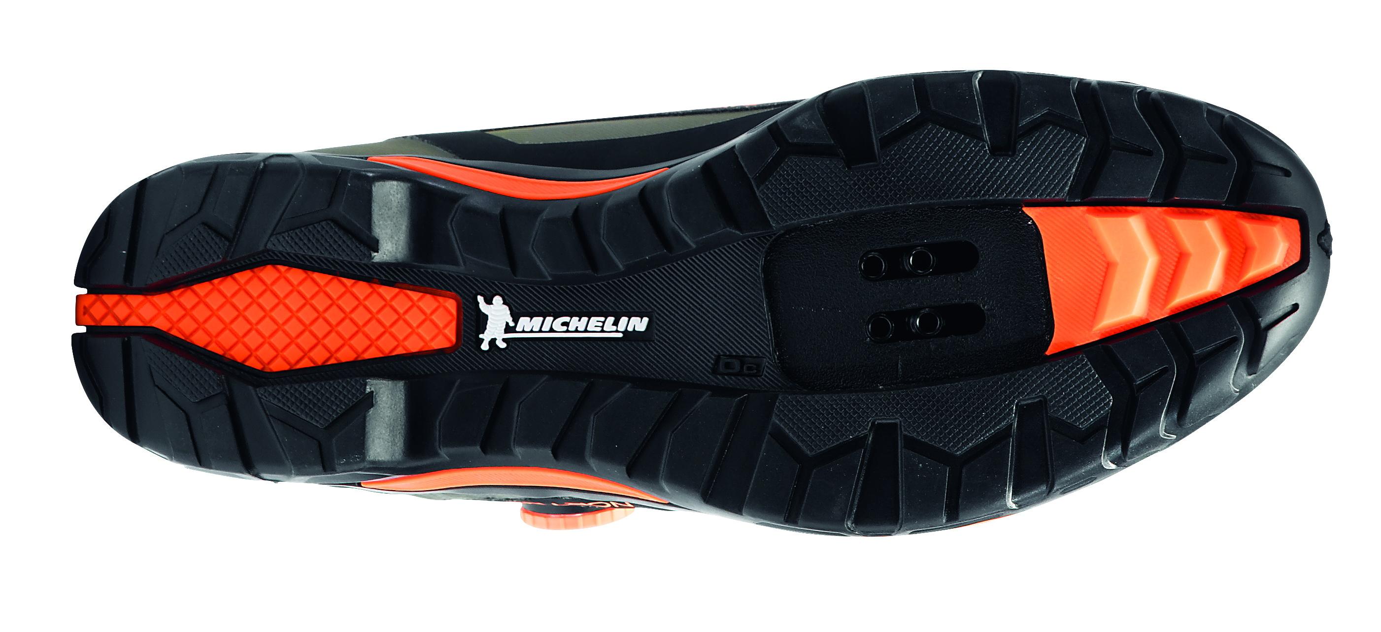Michelinnel közös fejlesztés Forrás: Northwave