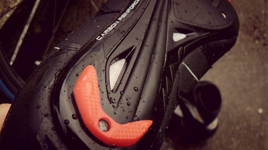 Northwave Fahrenheit téli kerékpáros cipő talp hátsó rész Forrás: Mozgásvilág.hu