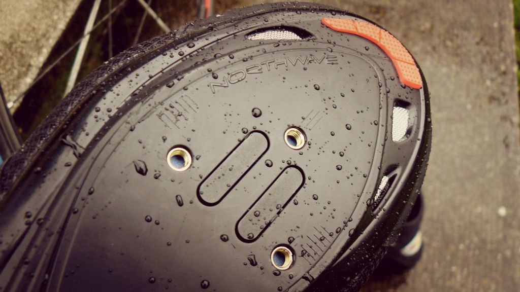 Northwave Fahrenheit téli kerékpáros cipő talp első rész Forrás: Mozgásvilág.hu