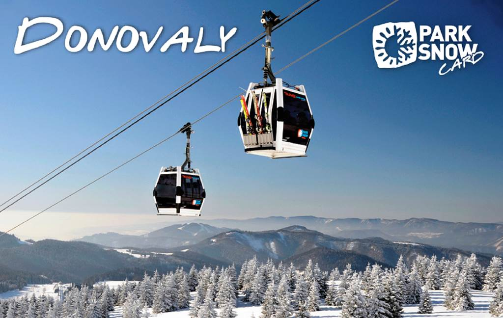 Park Snow Card Forrás: www.parksnow.sk