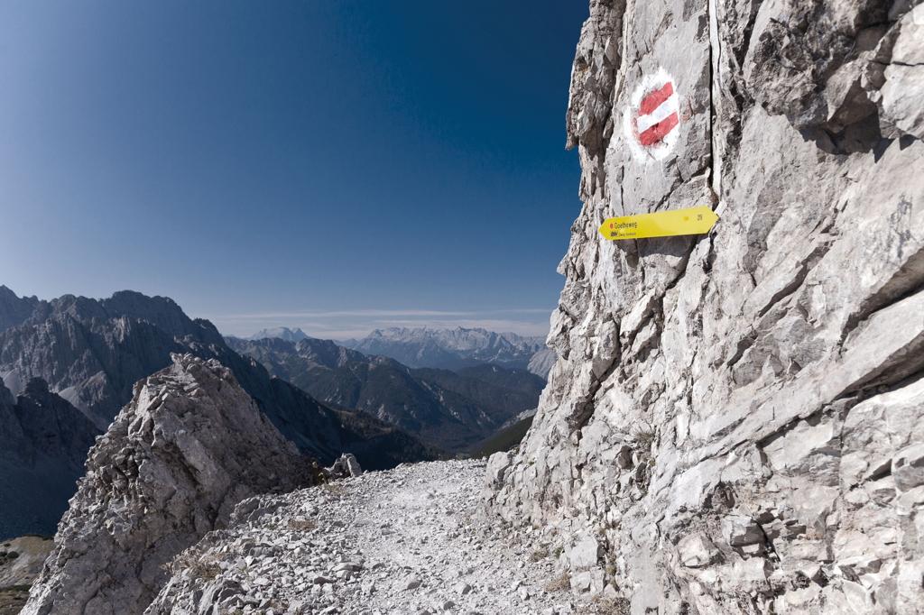 Alpenvereine- osztrák hütték büdzsé gondjai
