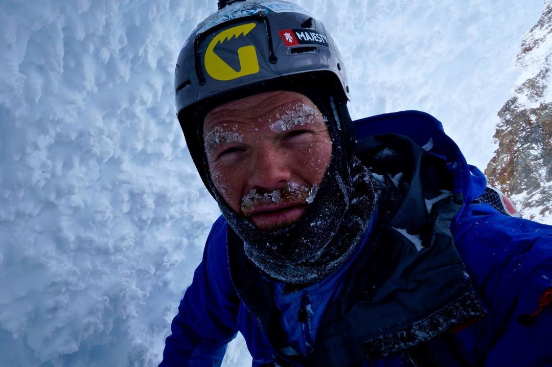 Markus Pucher a Cerro Torrén 2015 Forrás: Markus Pucher Facebook