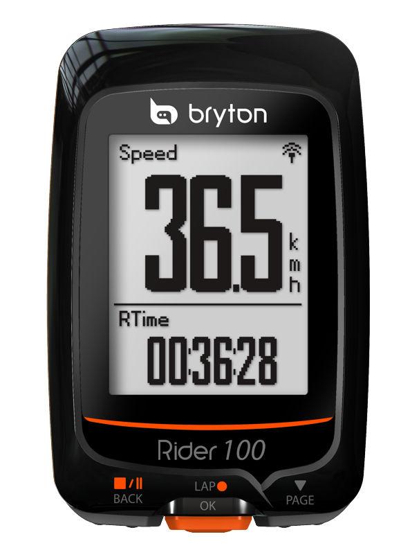 Bryton Rider 100 Forrás: Bikefun.hu