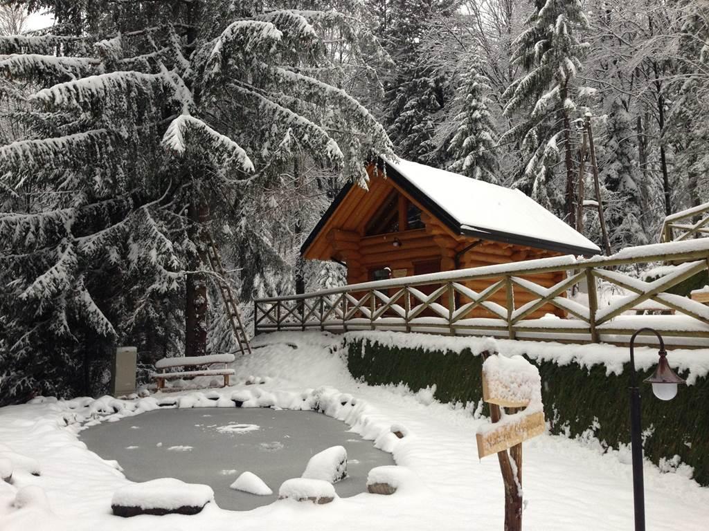 Ruševec öko faház Forrás: www.rusevec.com