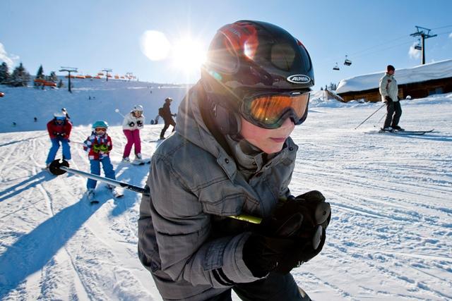 Csalási síelés Forrás: Ski Amadé