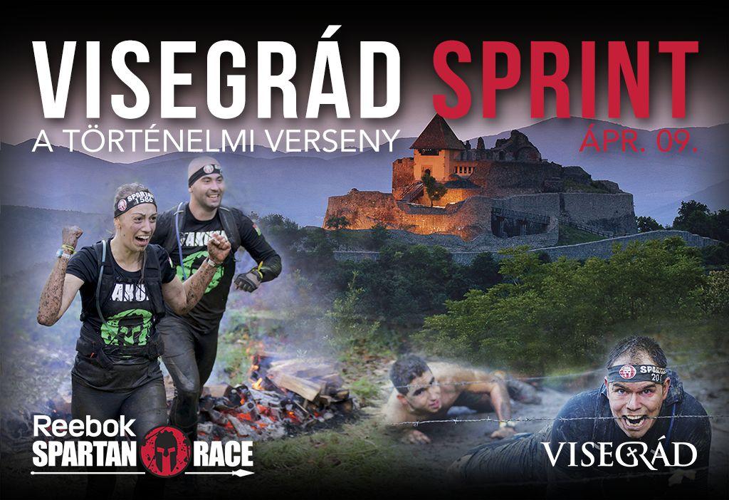 Spartan Race, Visegrád Sprint - A történelmi verseny Forrás: spartanrace.hu