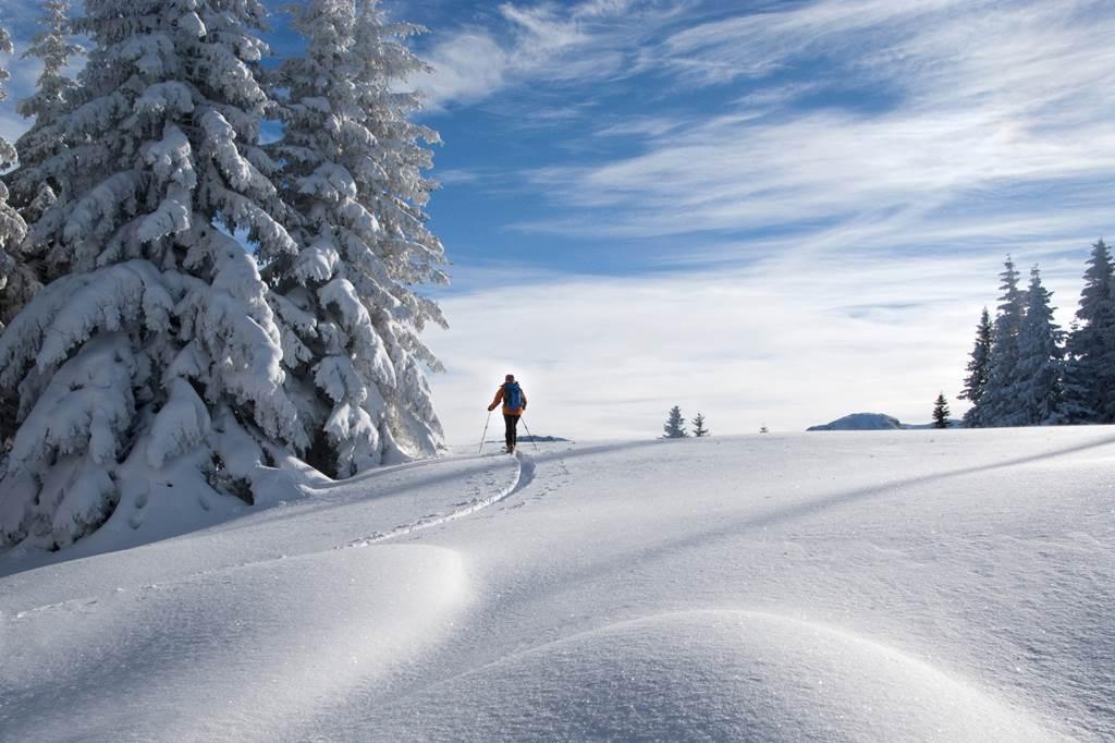 Túrasí túra a Brachkogelre a Naturpark Mürzer Oberlandban Forrás: (c) Karl Kaiser