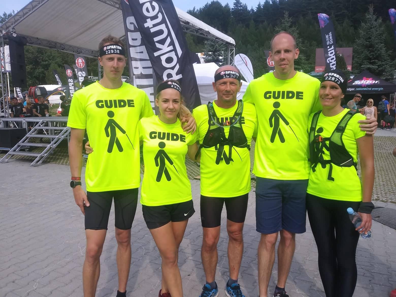 Spartan Race Team Forrás: Bereczki Nelli és Fejes Gábor