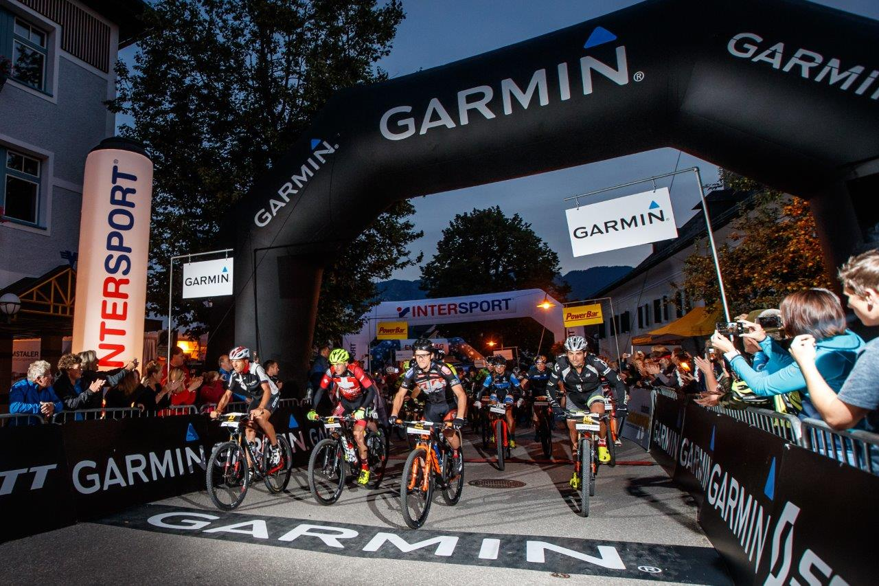 Hajnali rajt a 210,2 km-es távon Forrás: Salzkammergut Trophy_Erwin Haiden