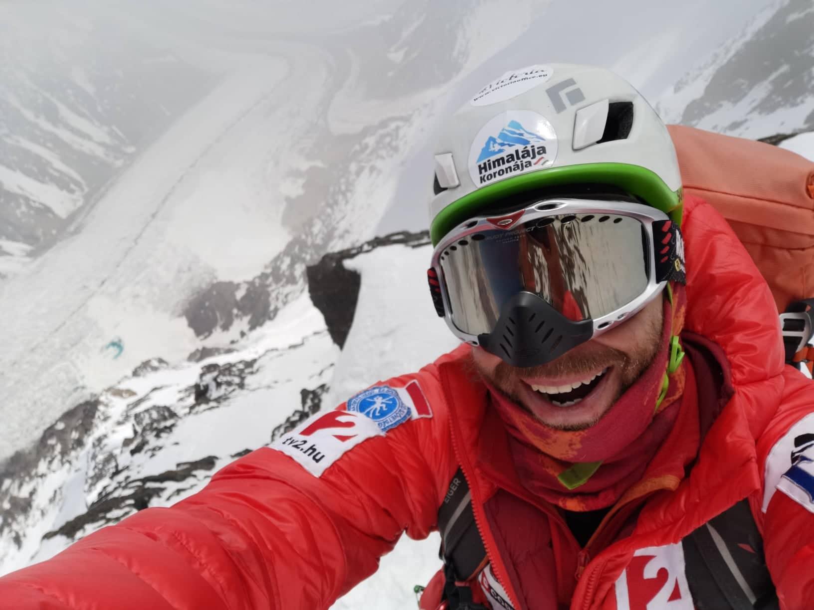 Suhajda Szilárd Forrás: Magyar K2 Expedíció