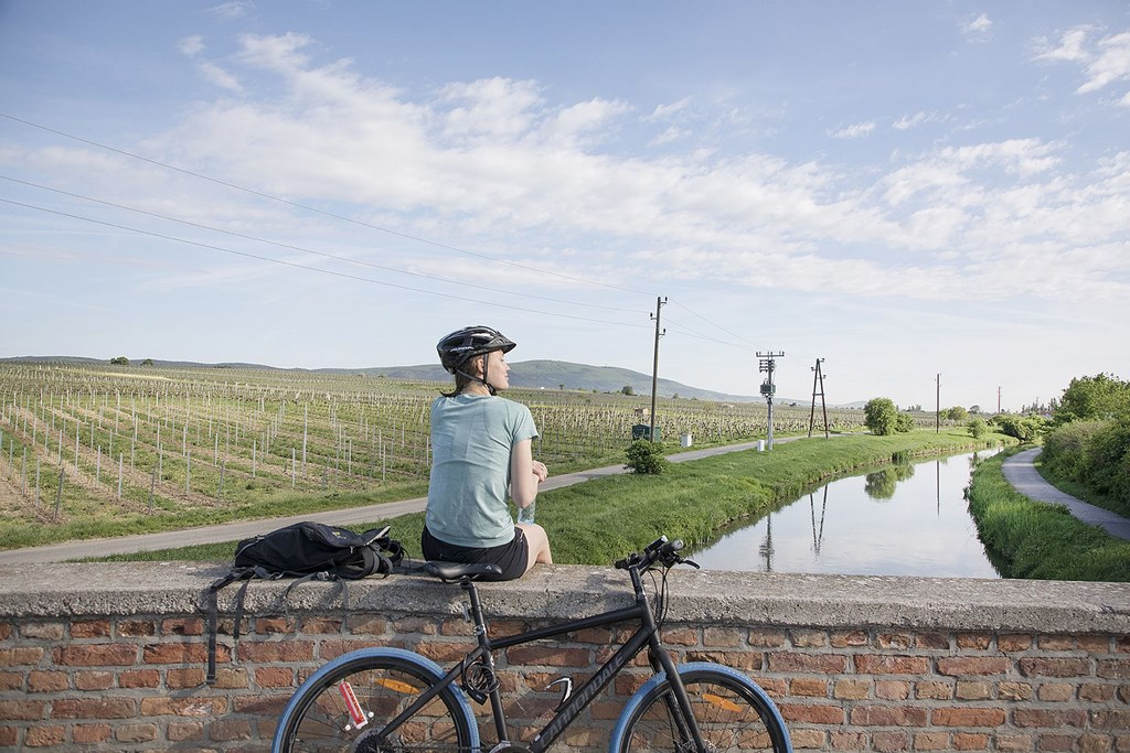 Termál kerékpárút EuroVelo 9 Forrás: (c) Raimo Rudi Rumpler