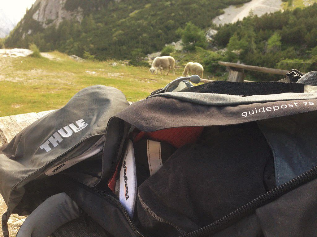Thule Guidepost 75 Forrás: Mozgásvilág.hu