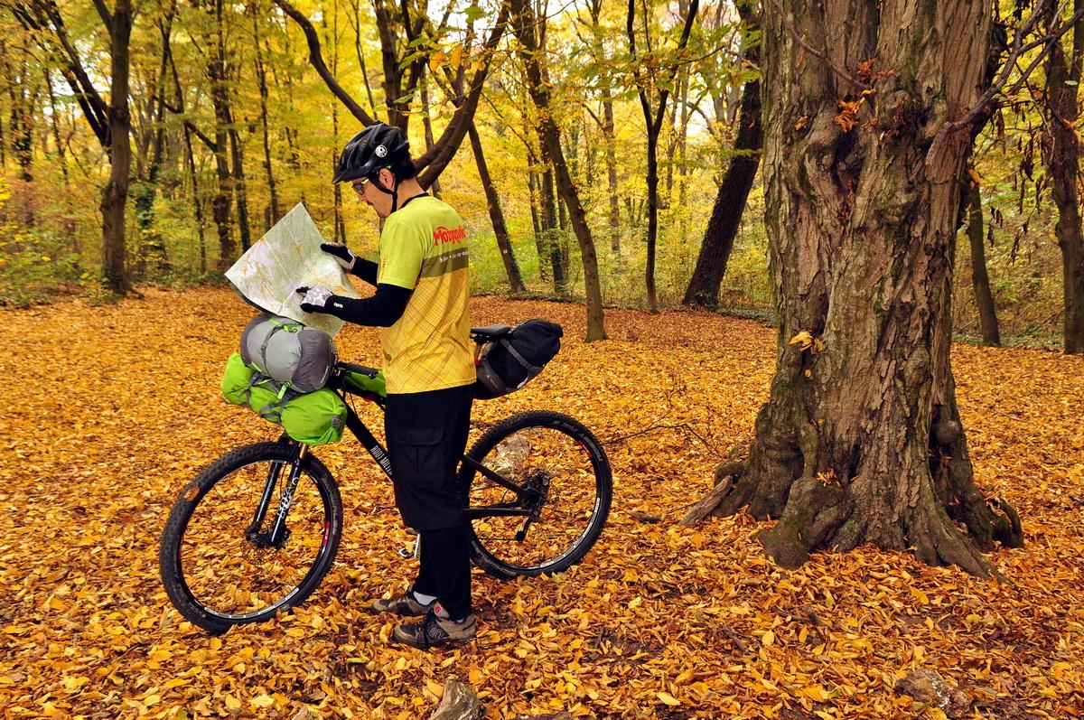 Könnyen kezelhető marad a bringa Forrás: Paraferee - Mozgasvilag.hu