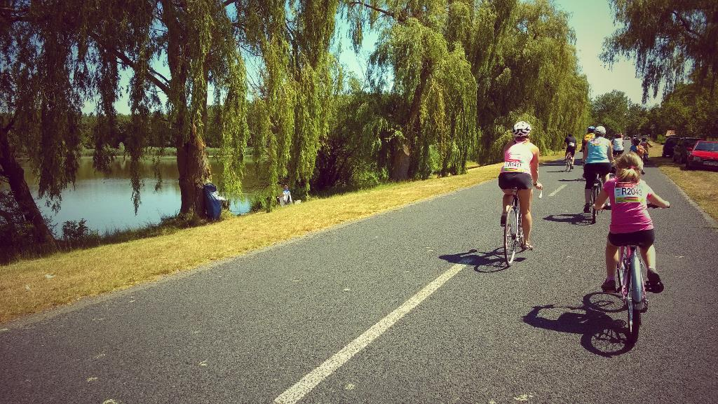 Kis-Balaton kerékpártúra