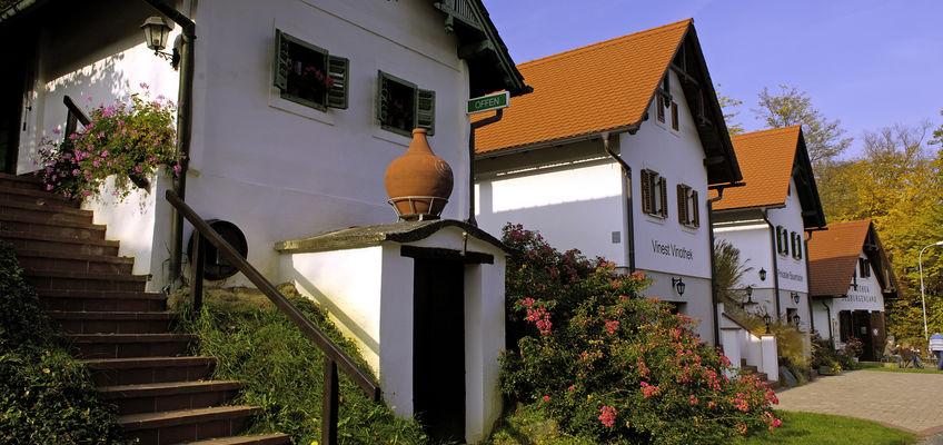 Moschendorf Weinmuseum Forrás: www.burgenland.info