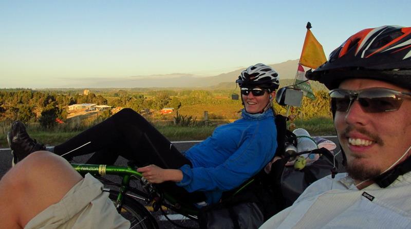 Zita és Árpád Forrás: 360fok bringa