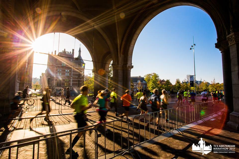 Amsterdam Marathon Forrás: Amsterdam Marathon